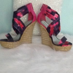 bebe Shoes - Wedge shoes